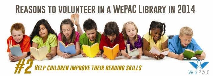 Help children improve their reading skills