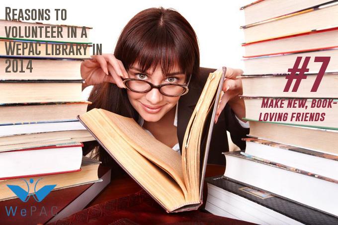 Make new book-loving friends